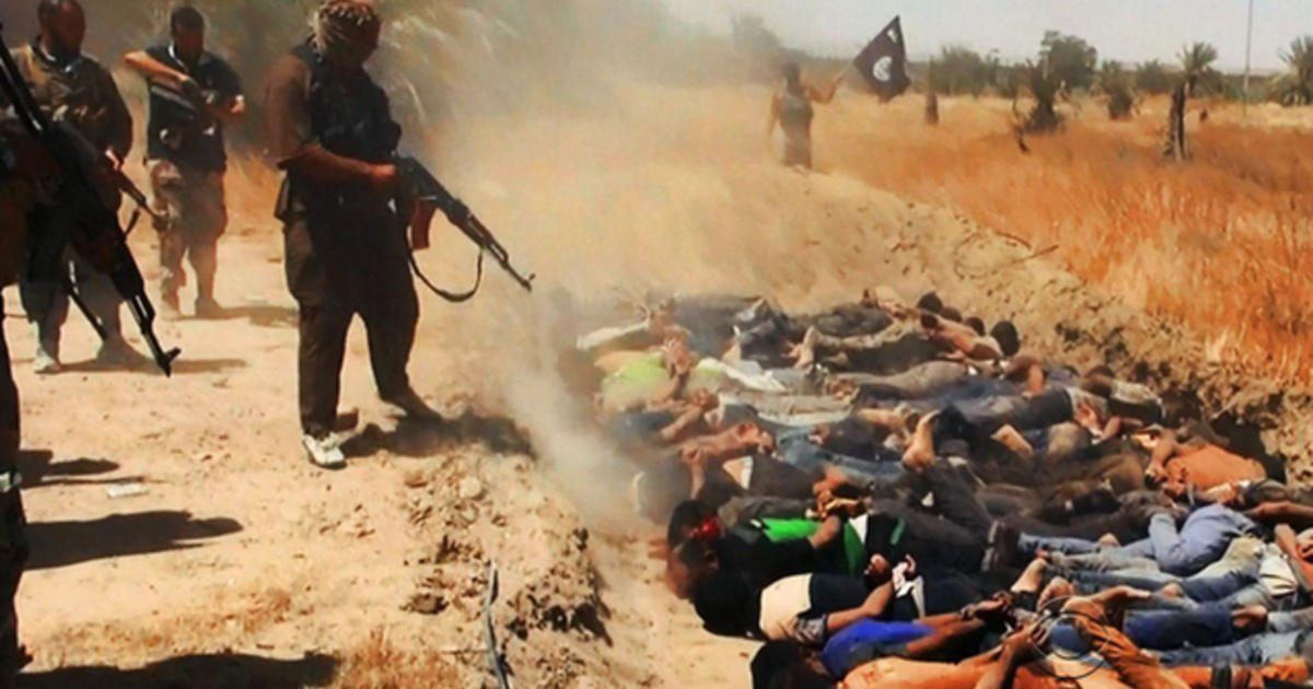 Photo of ISIS crimes against Spyker victims presented in international conference in Germany
