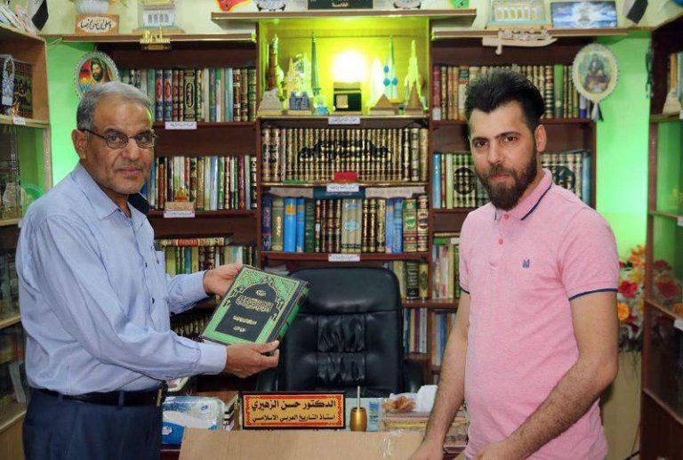 Photo of Sadiqiya Community Runs Cultural Projects in Basra, Iraq