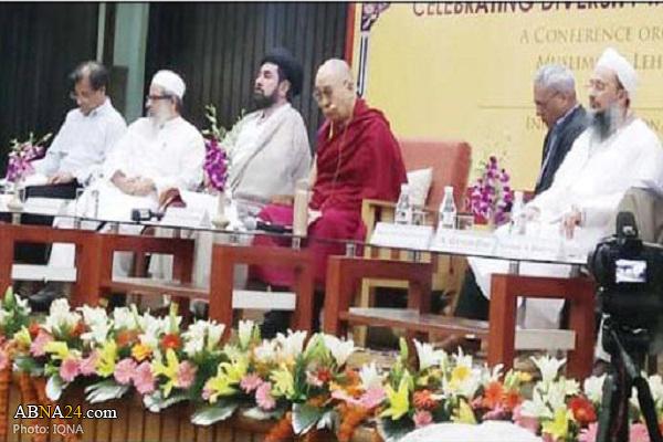 Photo of Dalai Lama attends Shia, Sunni conference in New Delhi