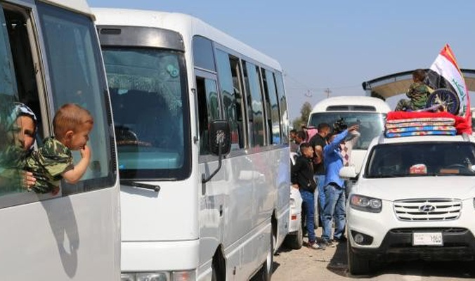 Photo of Ministry of Immigration: Return of 1043 displaced people to Nineveh and Salahuddin within 3 days