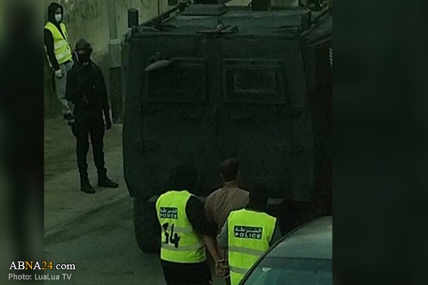 Photo of Al Khalifa forces detain at least 40 Bahrainis