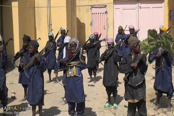 Photo of 8,000 children recruited by Boko Haram: UN