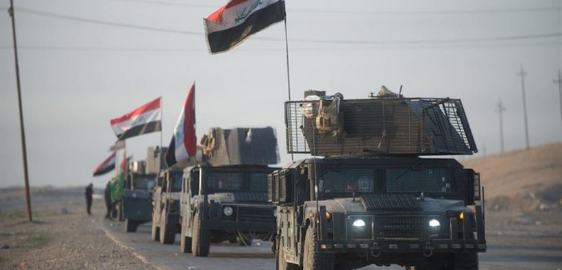 Photo of Iraqi forces launch new military campaign against ISIS strongholds