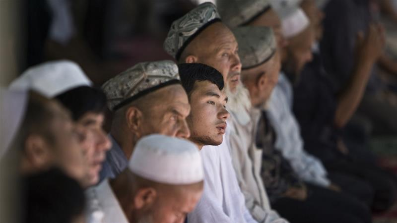 Photo of International condemnation of China's treatment of Uighur Muslims
