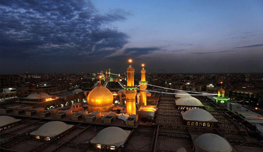 Photo of New dome of Imam Hussain Holy Shrine completed