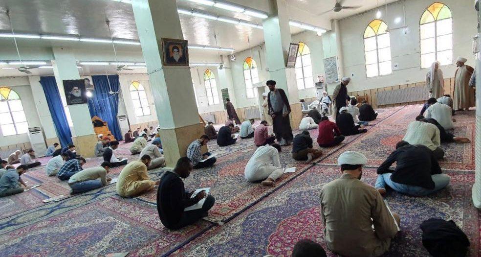 Photo of Zainabiya Islamic Seminary in Syria announces online seminary studies