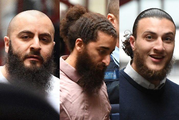 Photo of Three Sunni Muslims imprisoned for firebombing Australian mosque