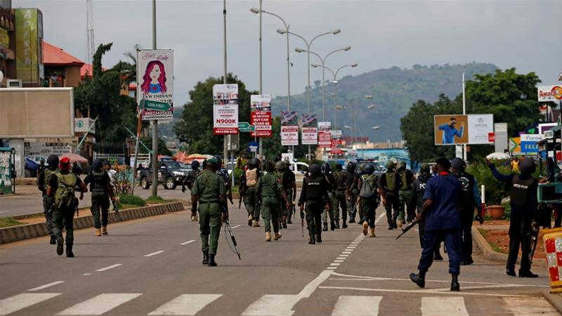 Photo of Nigeria's Shia organization says 20 members killed in protests