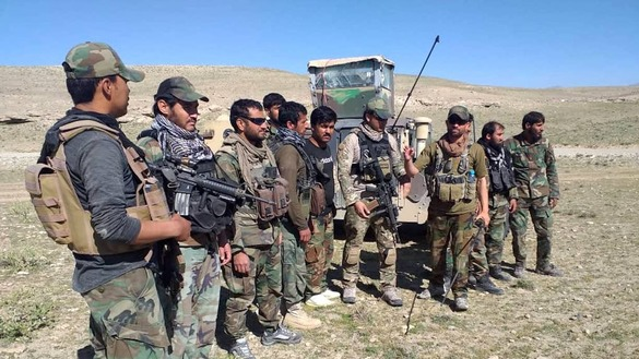Photo of ISIS & Taliban fighters sustain heavy losses during ANDSF's attacks