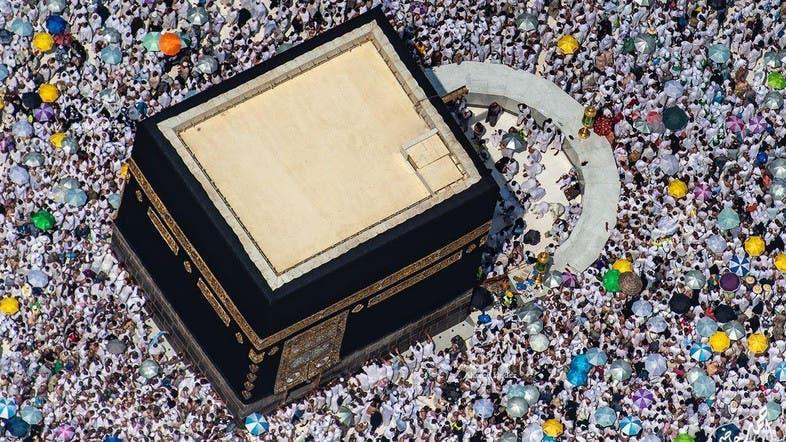 Photo of Over one million pilgrims arrive to Saudi Arabia to perform Hajj