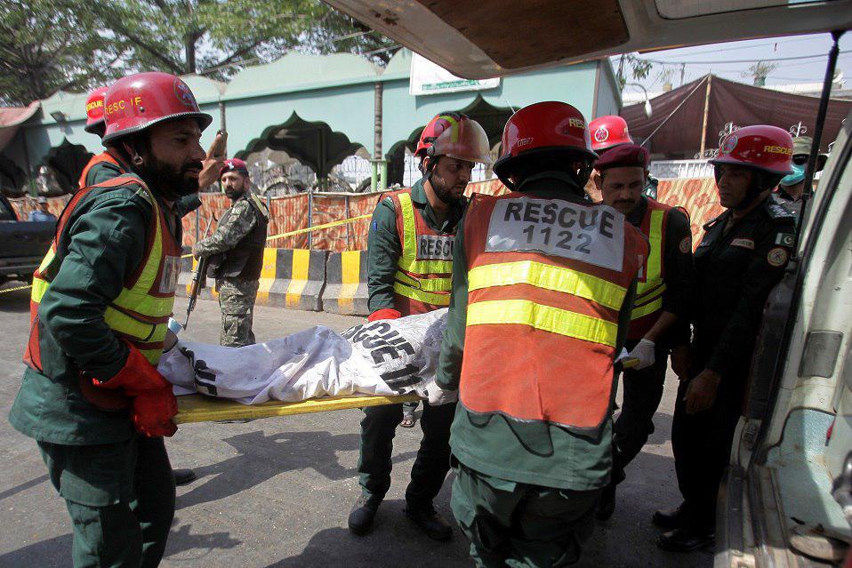 Photo of Blast in Pakistani city Quetta kills five