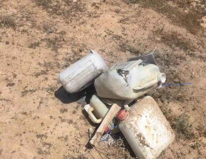 Photo of Iraq: four terrorist caches destroyed and nine improvised explosive devices seized in Kirkuk