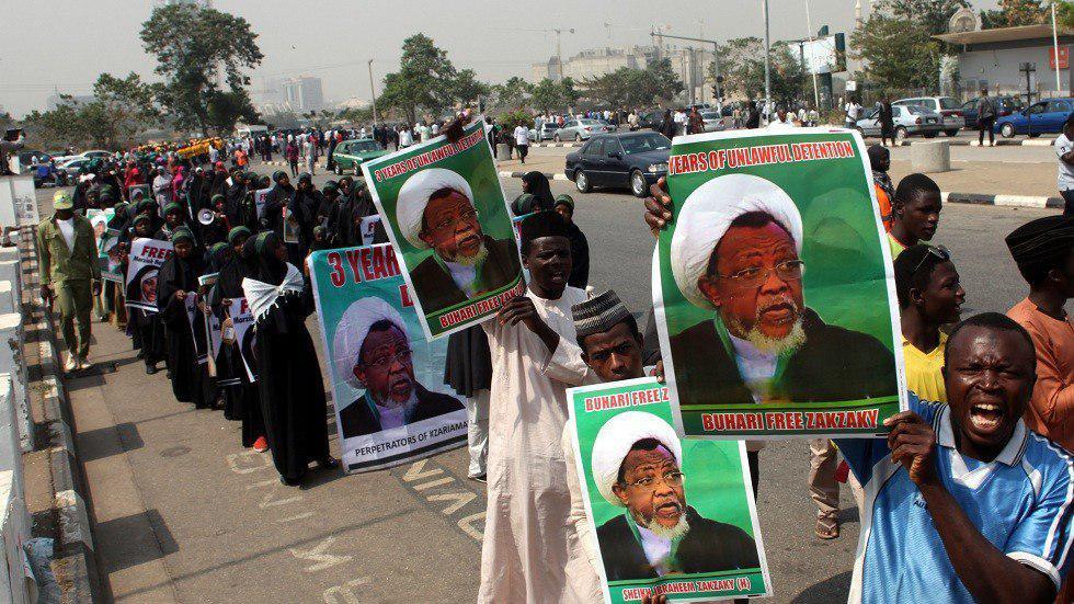Photo of Nigeria allows Shia leader to go to India for treatment