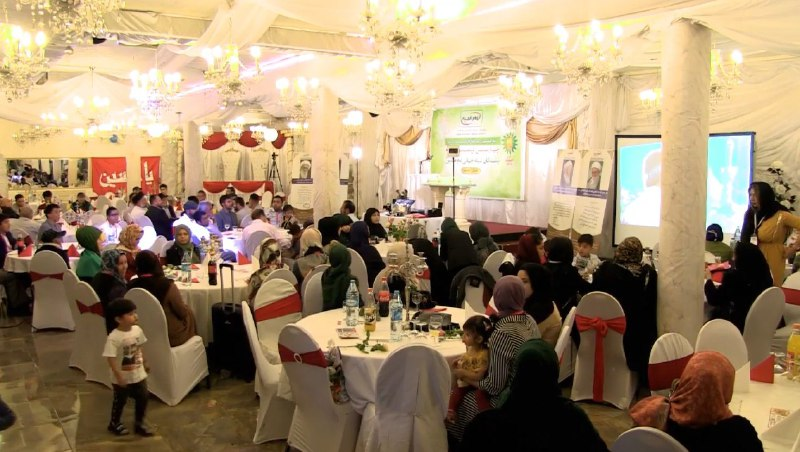 Photo of The fourth conference to support Imam Hussein Media Group in Hanover, Germany