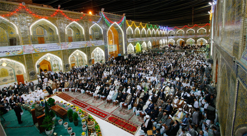 Photo of Imam Ali Holy Shrine completes its final preparations for the 8th annual Ghadeer Festival