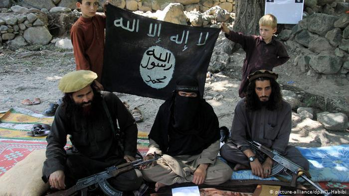 Photo of Russian diplomat reveals number of ISIS operatives in Afghanistan