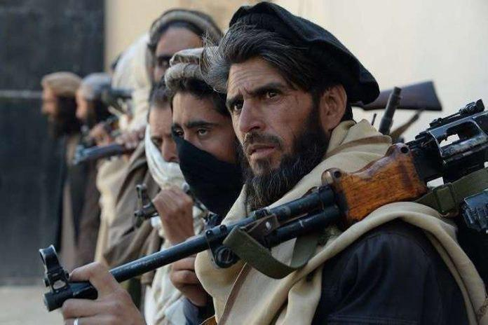 Photo of Taliban terrorists launch a major attack on the northern Afghan city