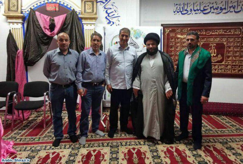 Photo of Imam Hussein Media Group delegation concludes its activities in Germany