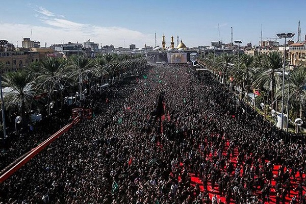 Photo of Middle Euphrates Operations: Four million pilgrims revived Ashura