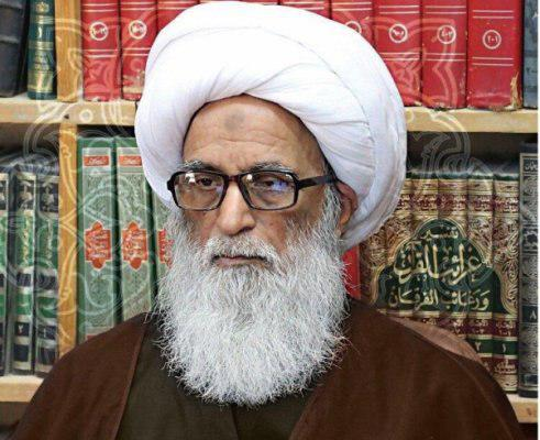 Photo of Grand Ayatollah al-Najafi: The Ahlulbayt School emphasizes the principle of peaceful coexistence in society