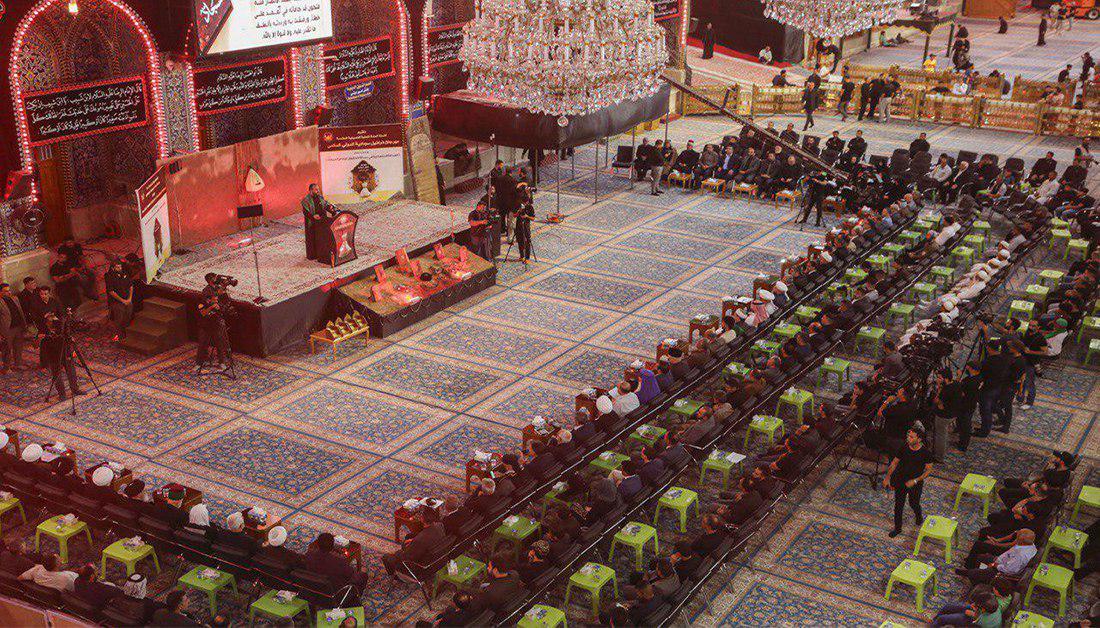 Photo of Holy Karbala witnesses the start of the activities of Tarateel Sajjadiya International Festival