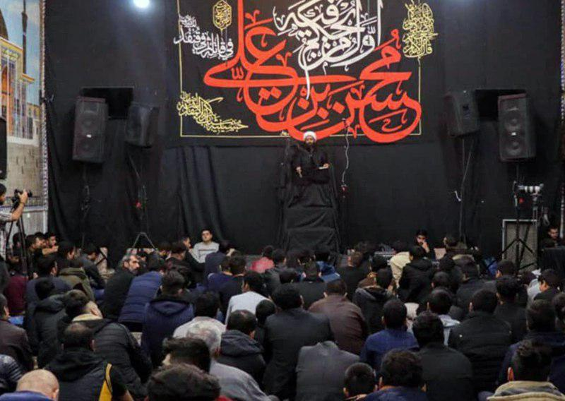 Photo of Commemorating the martyrdom anniversary of al-Mihsin in Shirazi-Affiliated Centers in Australia and Iran