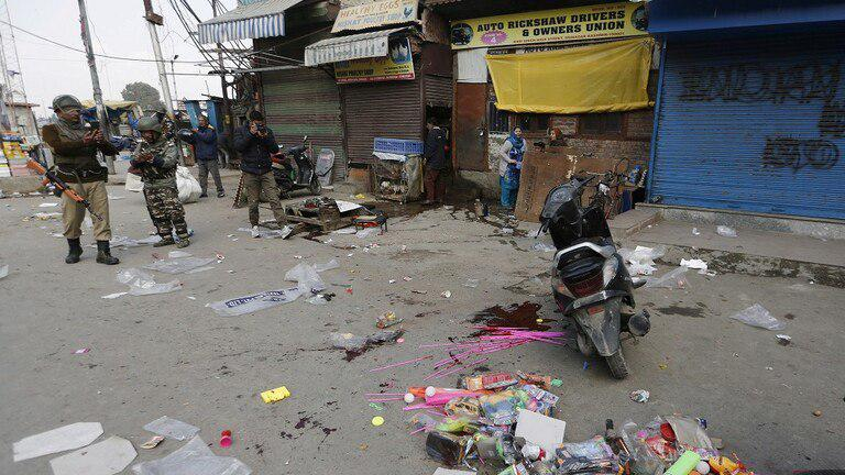 Photo of Deadly grenade attack hits Kashmir amid India lockdown