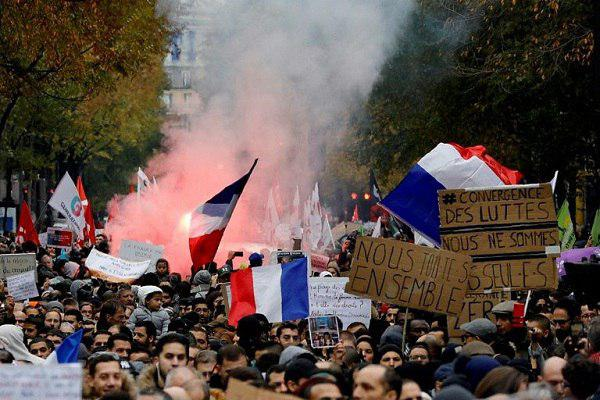 Photo of Rallies held in France to slam Islamophobia