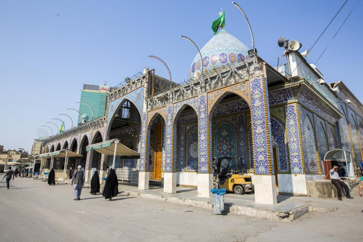 Photo of Al-Abbas Holy Shrine continues expansion works of Imam al-Mahdi Site in Karbala