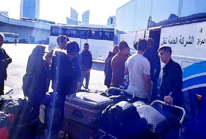 Photo of More than 100 displaced Iraqis have been repatriated from Turkish territory