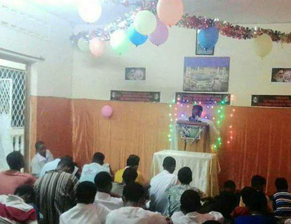 Photo of Birth anniversary of the Prophet Muhammad in Madagascar