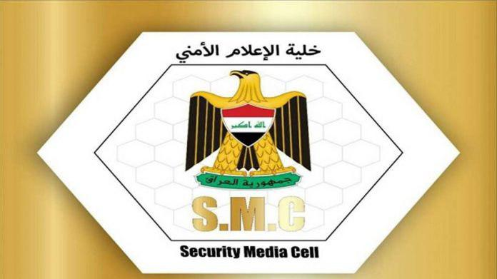 Photo of Iraqi security media: Six terrorists killed and a den found including an explosive belt in Kirkuk