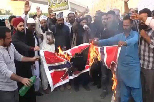 Photo of Pakistan protests desecration of Quran in Norway