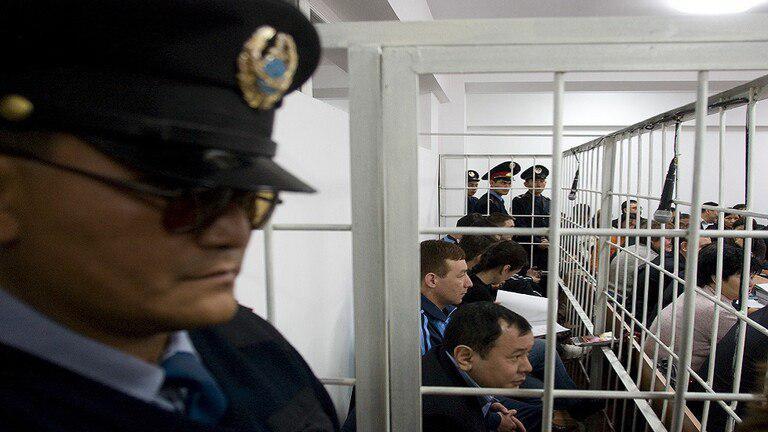Photo of Kazakh authorities sentences 14 ISIS terrorists returning from Syria