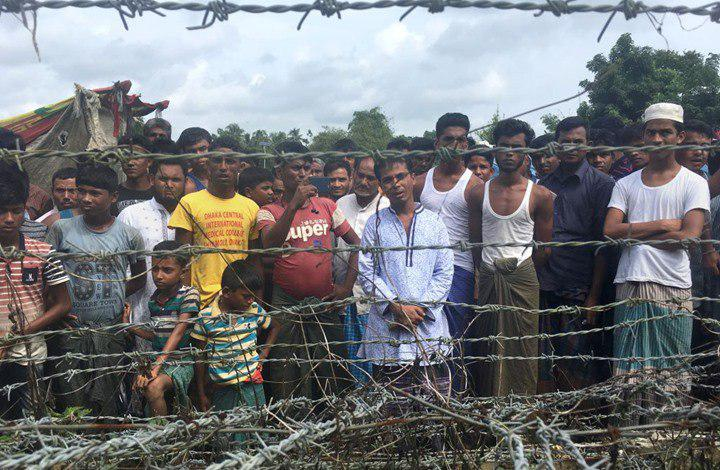 Photo of Myanmar prisons are overwhelmed with Rohingya detainees, including children