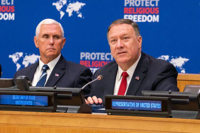 Photo of US designates Saudi Arabia as country with low religious freedom