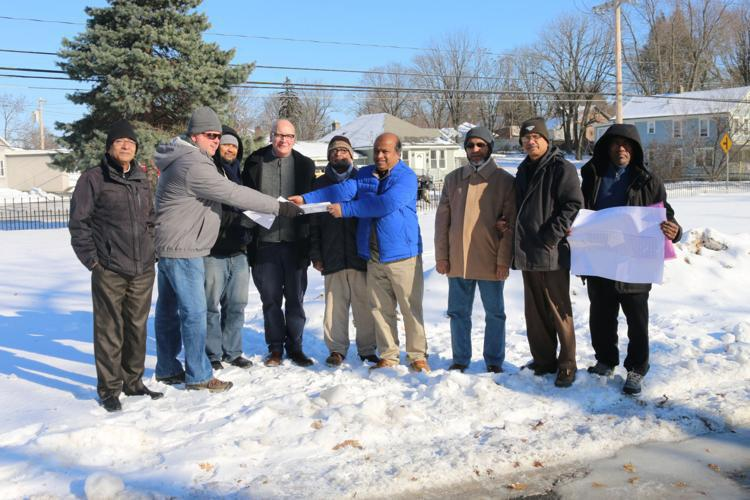 Photo of Muslim cemetery designated in Hudson