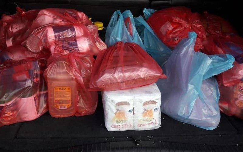 Photo of Distributing quantities of subsidies and fuel to needy families in Lebanon