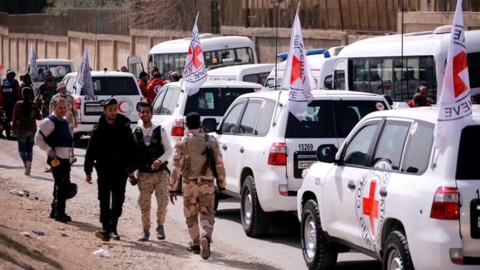 Photo of Red Cross: 22,000 missing since the beginning of the war in Syria