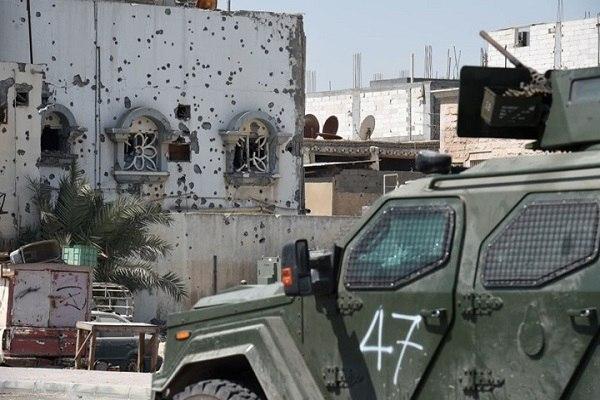 Photo of Military cordon and raid on neighborhoods in the city of Qatif, Saudi Arabia
