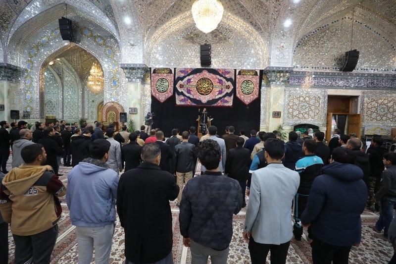 Photo of Al-Askariyain Holy Shrine revives Fatimid Days