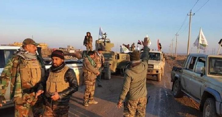 Photo of Iraq: Launching the third operation of Ali Wali Allah to liberate Hatra