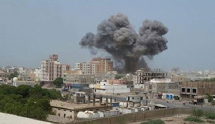 Photo of Saudi coalition forces continue to violate the Hodeidah agreement and target Saada