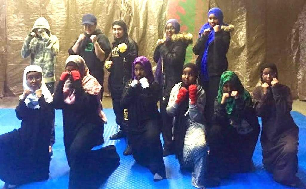 Photo of First Gym for Muslim Women in North America Opens in Toronto