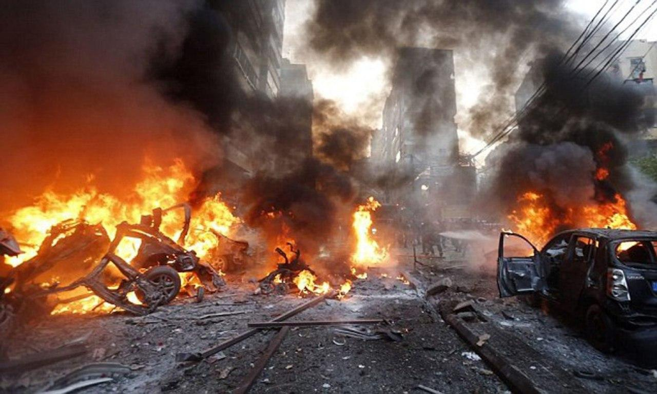 Photo of Suicide Bombers Attack Nigerian Mosque