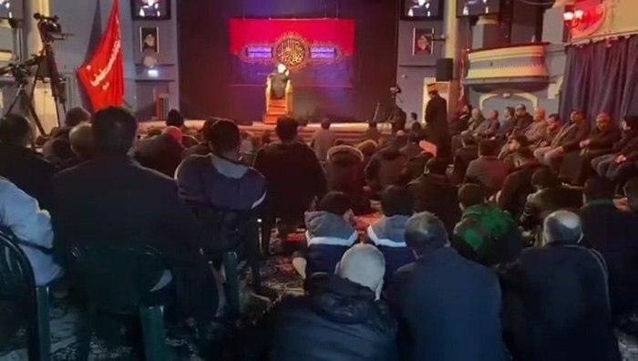 Photo of Third Fatimid Days mourning ceremonies held at Husseiniyat al-Rasool al-Adham in London