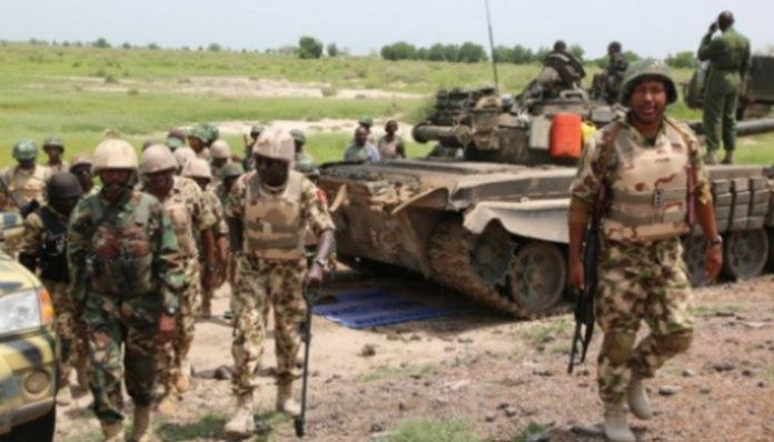 Photo of Six Chad soldiers killed in Boko Haram attack