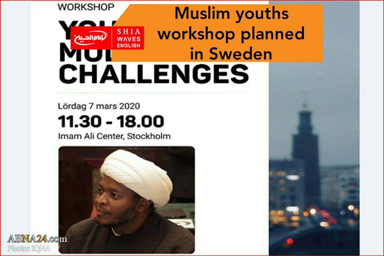 Photo of Muslim youths workshop planned in Sweden