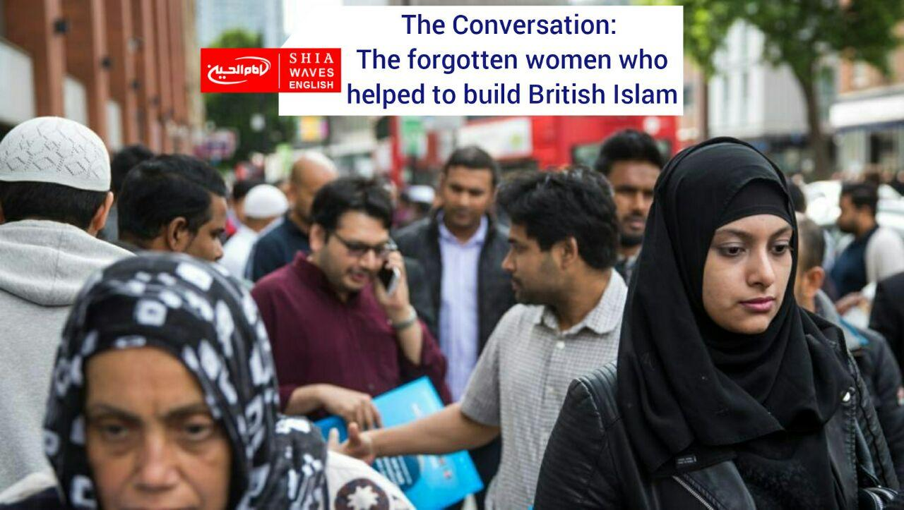 Photo of The Conversation: The forgotten women who helped to build British Islam