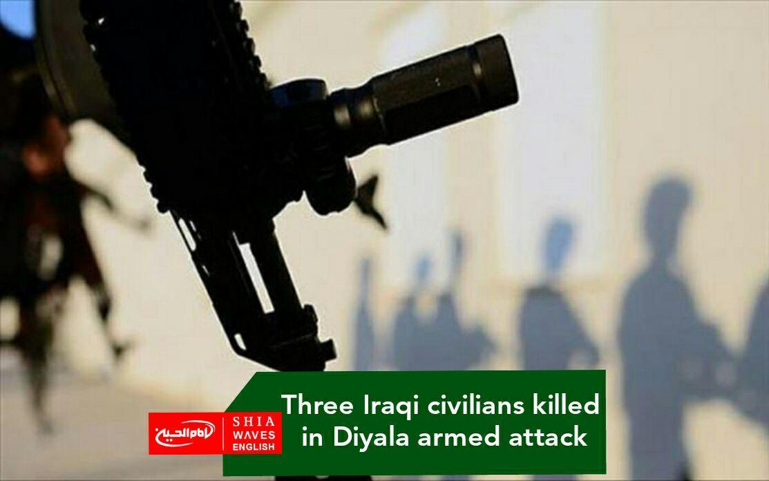 Photo of Three Iraqi civilians killed in Diyala armed attack